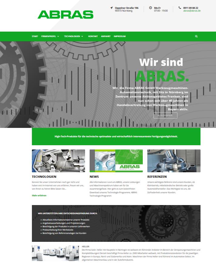 Abras_Website