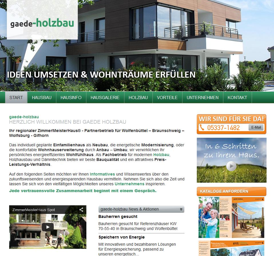 Gaede-Holzbau