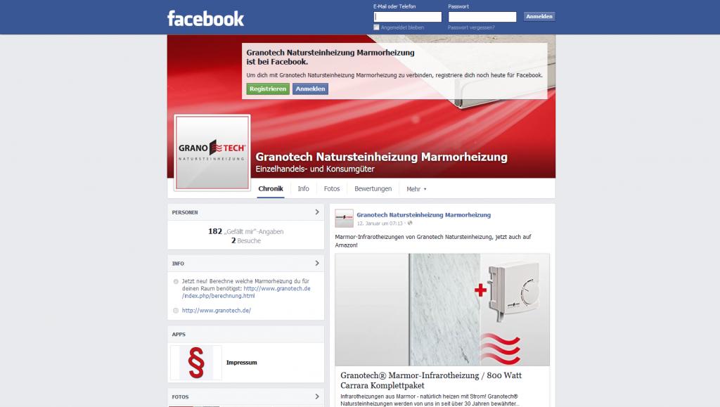 Granotech Facebook