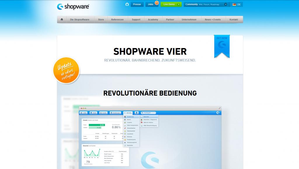 Shopware 4